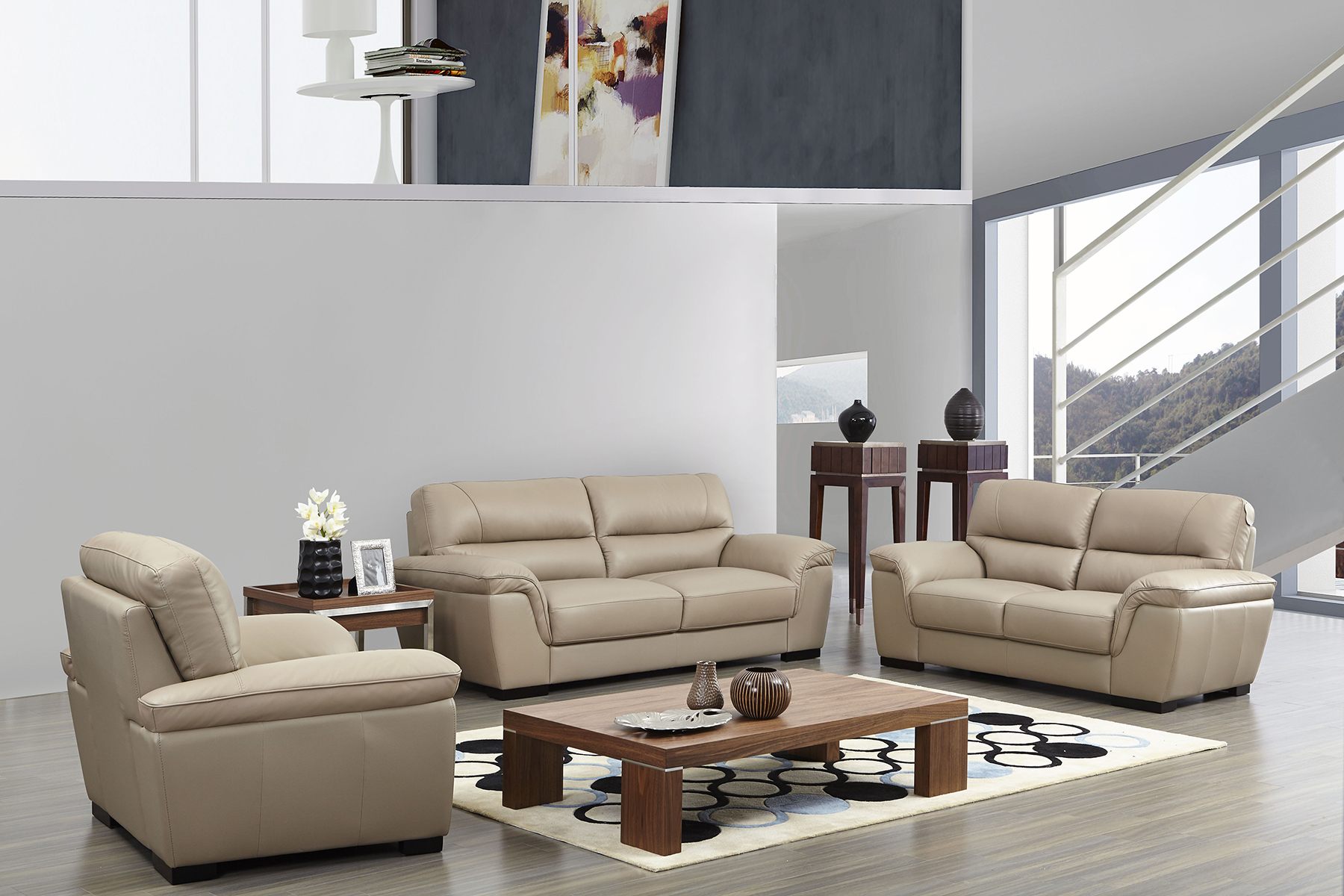 Picture of: Product Details Italian Leather Sofa
